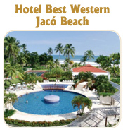 HOTEL BEST WESTERN JACO BEACH - TUCAN LIMO SERVICES