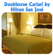 DOUBLETREE CARIARI BY HILTON- TUCAN LIMO RESERVATIONS HOTELS