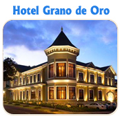 HOTEL GRANO DE ORO - TUCAN LIMO RESERVATIONS HOTELS