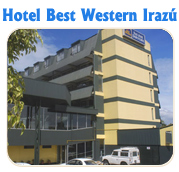 HOTEL BEST WESTERN IRAZU- TUCAN LIMO RESERVATIONS HOTELS