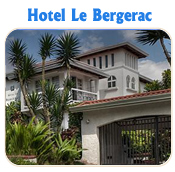 HOTEL LE BERGERAC- TUCAN LIMO RESERVATIONS HOTELS