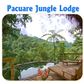PACUARE JUNGLE LODGE - TUCAN LIMO RESERVATIONS HOTELS