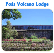 POAS VOLCANO LODGE - TUCAN LIMO RESERVATIONS HOTELS