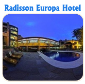 RADISSON EUROPA HOTEL - TUCAN LIMO RESERVATIONS HOTELS
