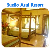SUENO AZUL RESORT- TUCAN LIMO RESERVATIONS HOTELS