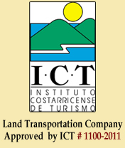 LAND TRANSPORTATION COMPANY APRROVED BY ICT NUM. 1100-2011