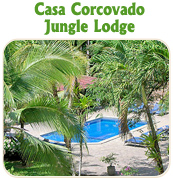 CASA CORCOVADO JUNGLE LODGE - TUCAN LIMO SERVICES