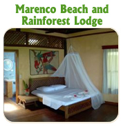 MARENCO BEACH AND RAINFOREST LODGE- TUCAN LIMO SERVICES