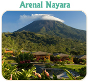 ARENAL NAYARA - TUCAN LIMO SERVICES RESERVATION HOTELS