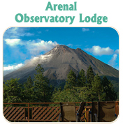 ARENAL OBSERVATORY - TUCAN LIMO RESERVATIONS HOTELS