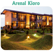 ARENAL KIORO - TUCAN LIMO SERVICES HOTELS RESERVATIONS