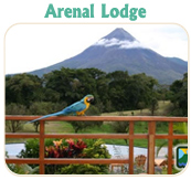ARENAL LODGE  -TUCAN LIMO SERVICES HOTELS RESERVATIONS