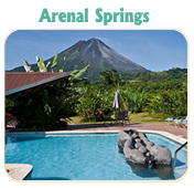 ARENAL SPRINGS - TUCAN LIMO RESERVATIONS HOTELS