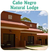 CAÑO NEGRO NATURAL LODGE - TUCAN LIMO HOTEL RESERVATIONS
